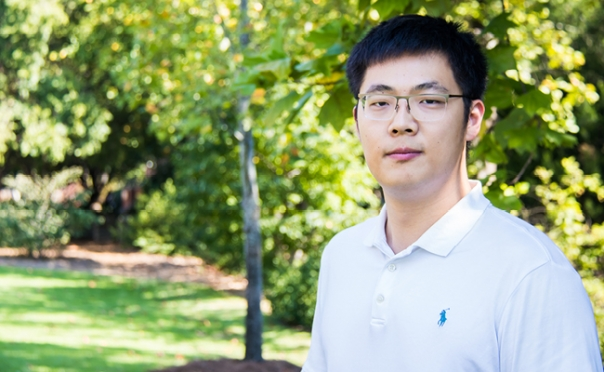 Doctoral student in UGA College of Engineering receives prestigious NIH fellowship