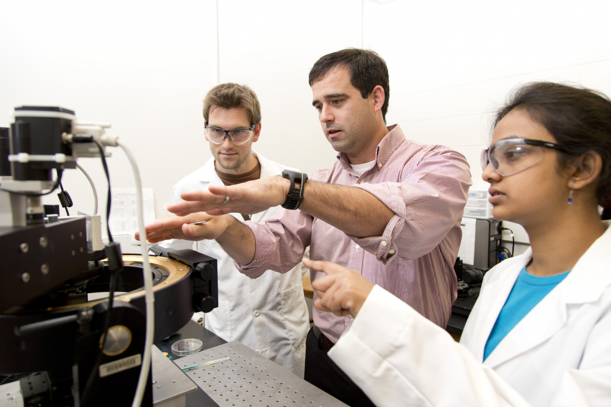 School of Chemical, Materials and Biomedical Engineering Graduate Programs
