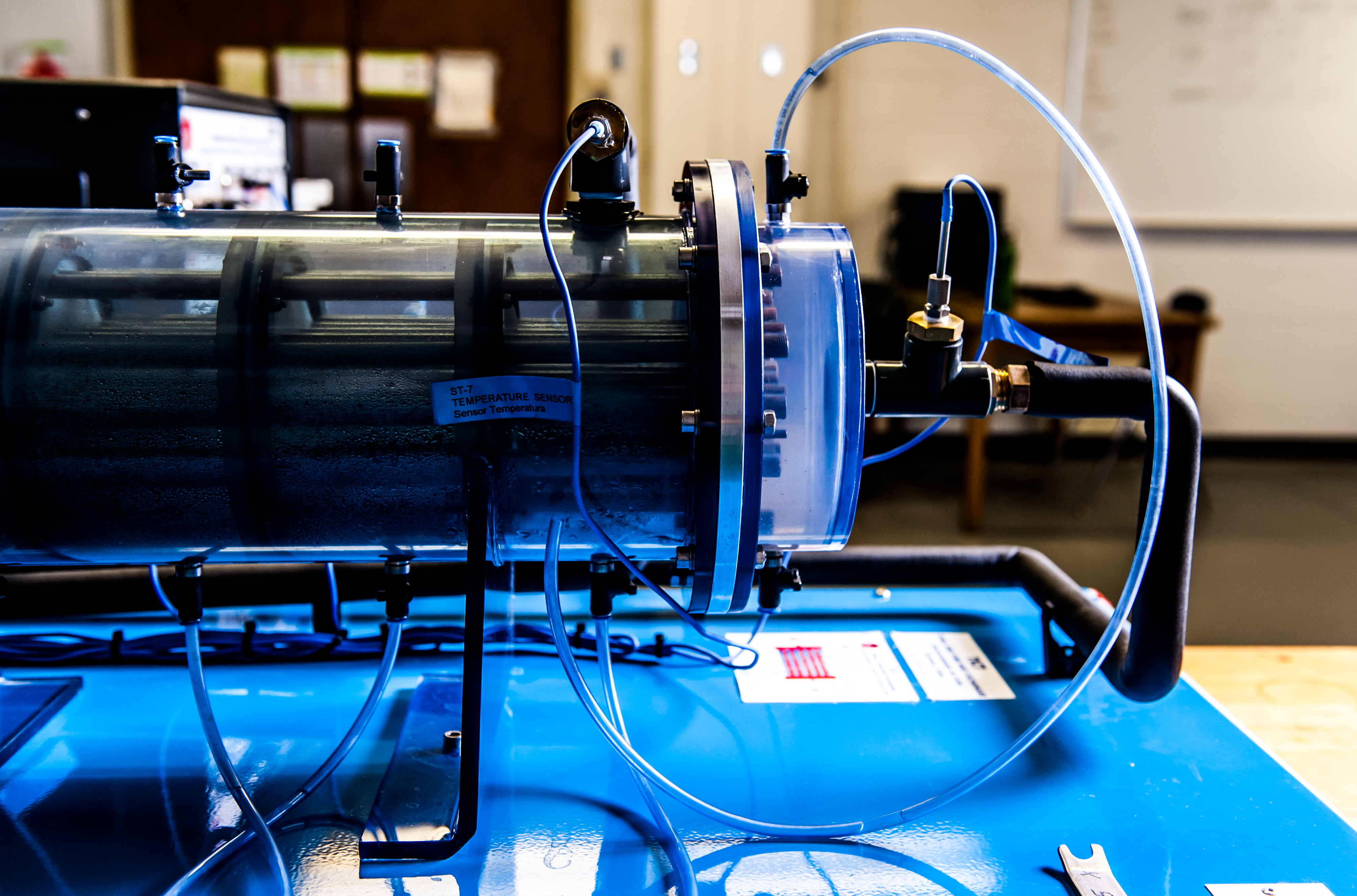 PhD Engineering - Fluid and Thermal Systems Emphasis