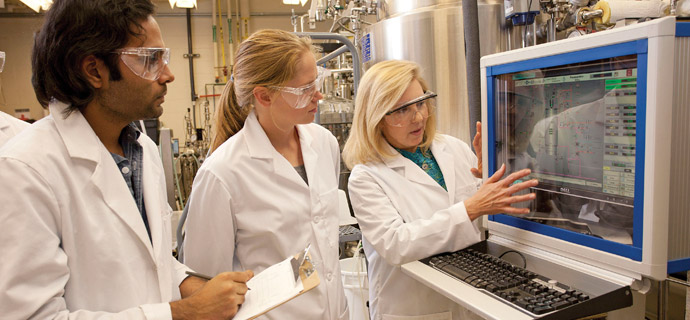 BS Biochemical Engineering